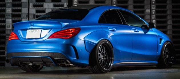 Mercedes-Benz CLA Fairy Design-3