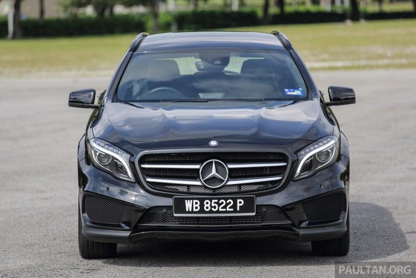 Driven Web Series 2015 #6: new premium crossovers – F48 BMW X1 vs Mercedes-Benz GLA vs Audi Q3 Image #415152
