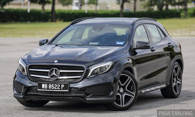 Mercedes benz to revamp compact range a class sedan 3 for Mercedes benz x1