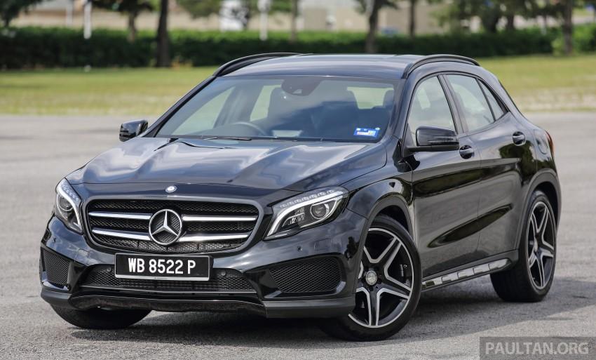 Driven Web Series 2015 #6: new premium crossovers – F48 BMW X1 vs Mercedes-Benz GLA vs Audi Q3 Image #415153