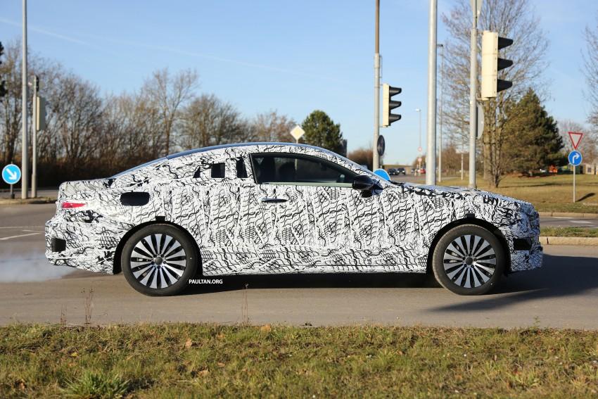 SPYSHOTS: 2017 Mercedes-Benz E-Class Coupe Image #419618