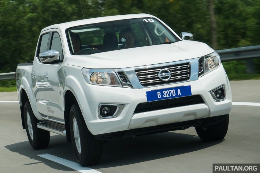DRIVEN: Nissan NP300 Navara review in Malaysia Image #424984