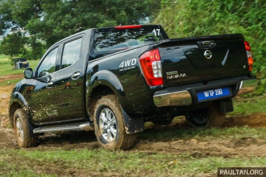 DRIVEN: Nissan NP300 Navara review in Malaysia Image #424993
