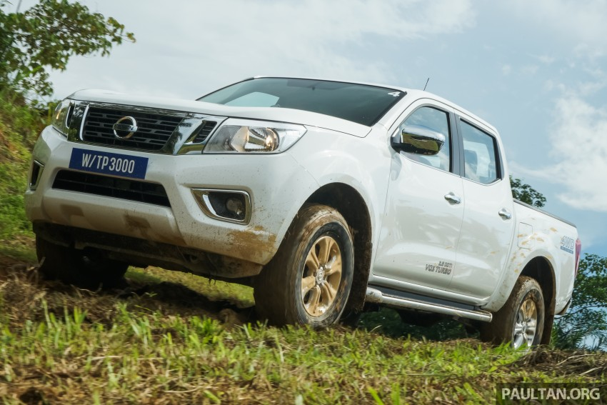 DRIVEN: Nissan NP300 Navara review in Malaysia Image #424994