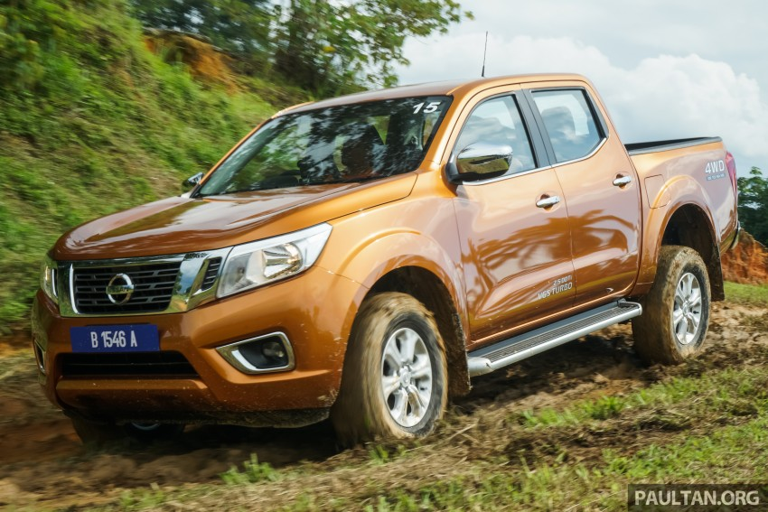 DRIVEN: Nissan NP300 Navara review in Malaysia Image #424995