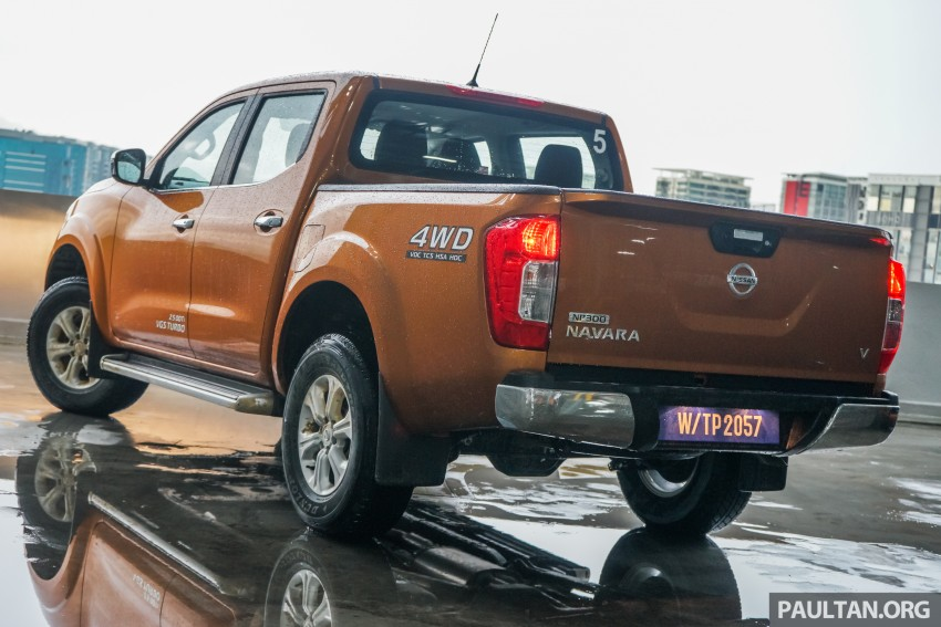 DRIVEN: Nissan NP300 Navara review in Malaysia Image #424996