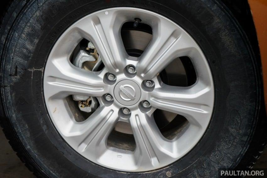 DRIVEN: Nissan NP300 Navara review in Malaysia Image #424997