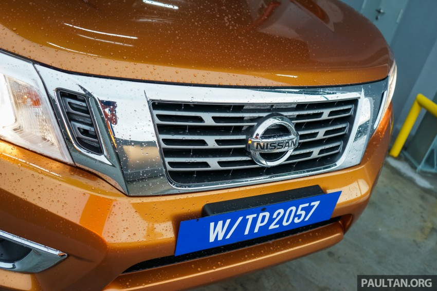 DRIVEN: Nissan NP300 Navara review in Malaysia Image #425000