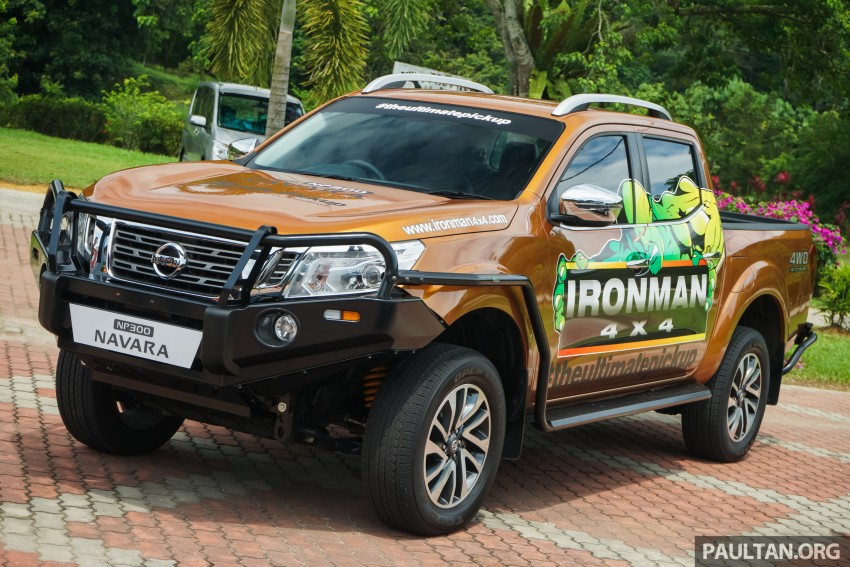 DRIVEN: Nissan NP300 Navara review in Malaysia Image #424985