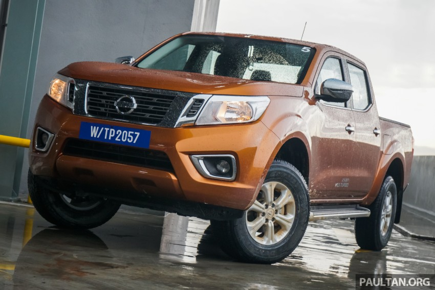 DRIVEN: Nissan NP300 Navara review in Malaysia Image #425005