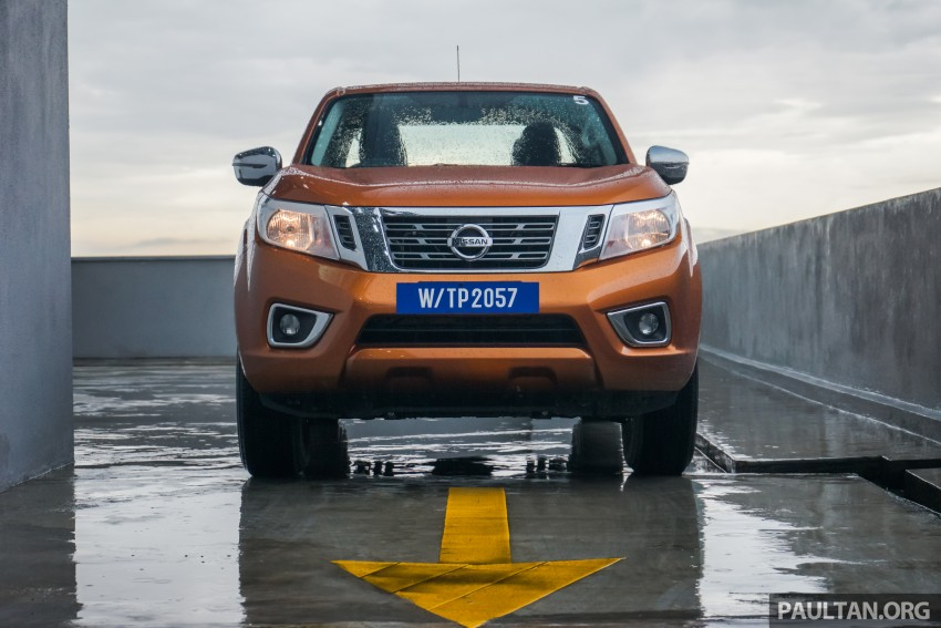 DRIVEN: Nissan NP300 Navara review in Malaysia Image #425006