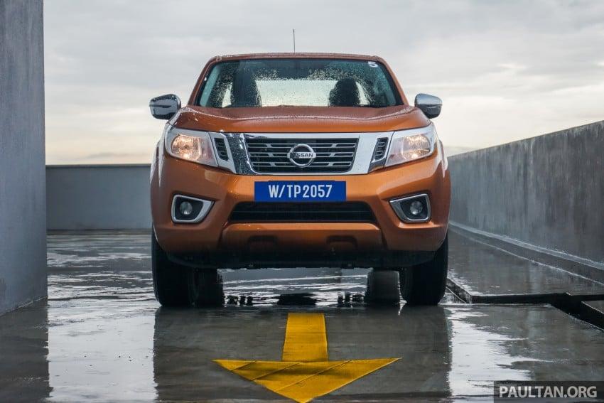 DRIVEN: Nissan NP300 Navara review in Malaysia Image #425006