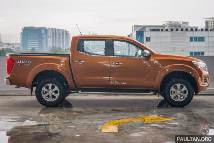 DRIVEN: Nissan NP300 Navara review in Malaysia Image #425007