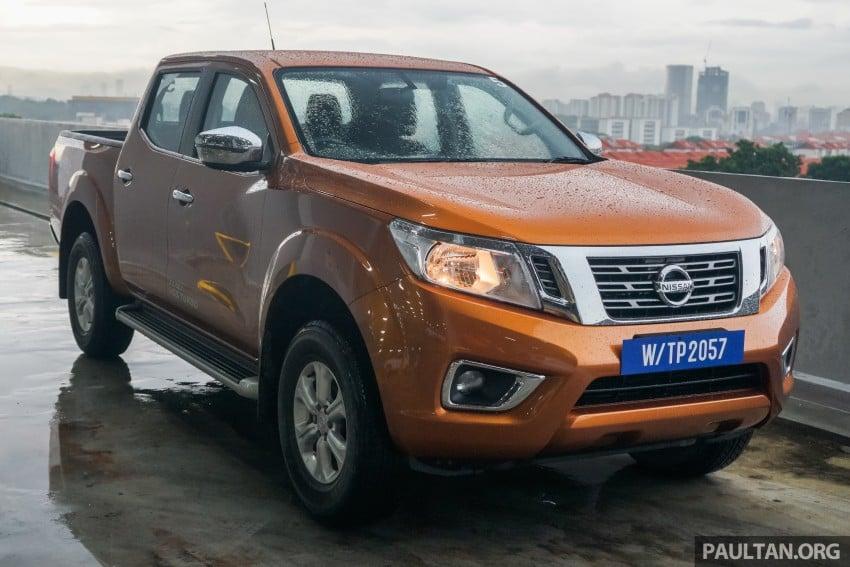 DRIVEN: Nissan NP300 Navara review in Malaysia Image #425008