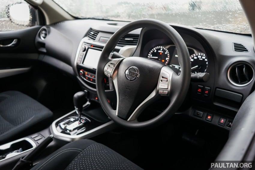 DRIVEN: Nissan NP300 Navara review in Malaysia Image #425009