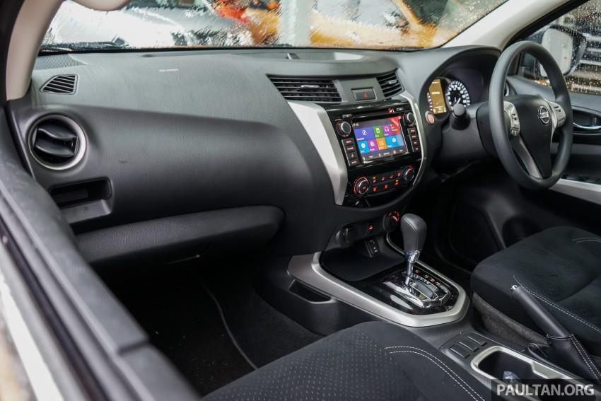 DRIVEN: Nissan NP300 Navara review in Malaysia Image #425010