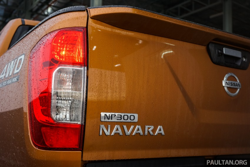 DRIVEN: Nissan NP300 Navara review in Malaysia Image #425011