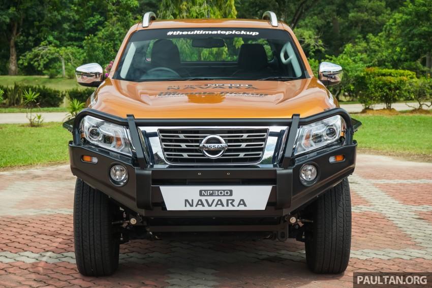 DRIVEN: Nissan NP300 Navara review in Malaysia Image #424986