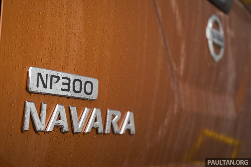 DRIVEN: Nissan NP300 Navara review in Malaysia Image #425014