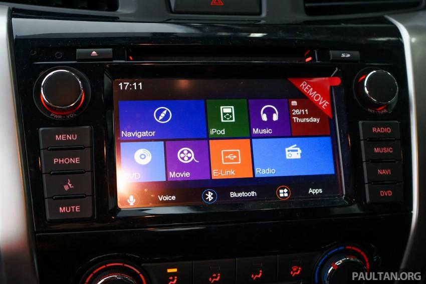 DRIVEN: Nissan NP300 Navara review in Malaysia Image #425016
