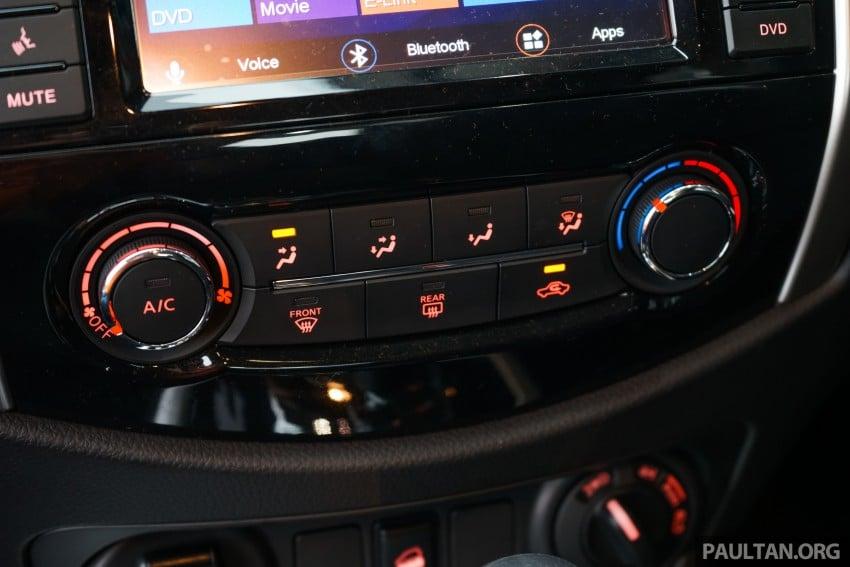 DRIVEN: Nissan NP300 Navara review in Malaysia Image #425017