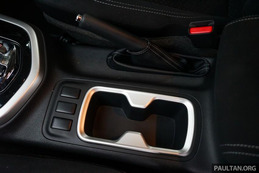 DRIVEN: Nissan NP300 Navara review in Malaysia Image #425021