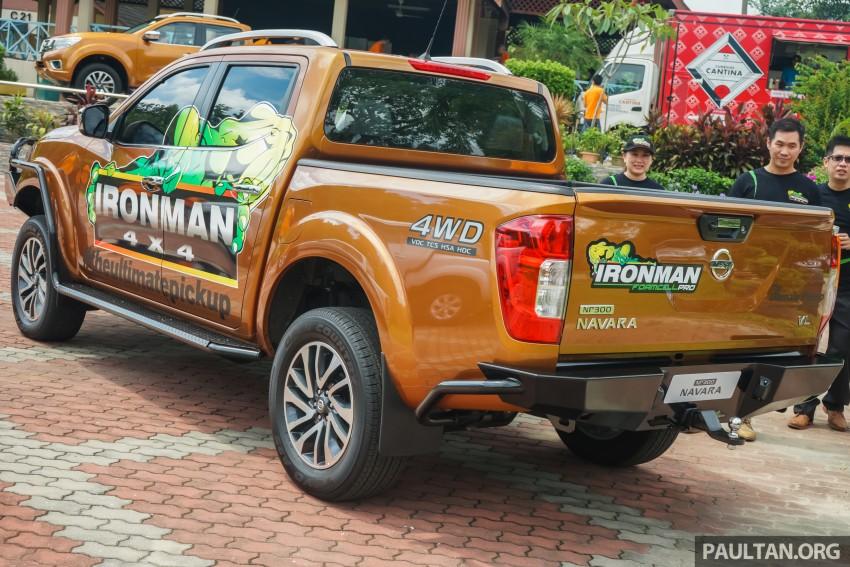 DRIVEN: Nissan NP300 Navara review in Malaysia Image #424987