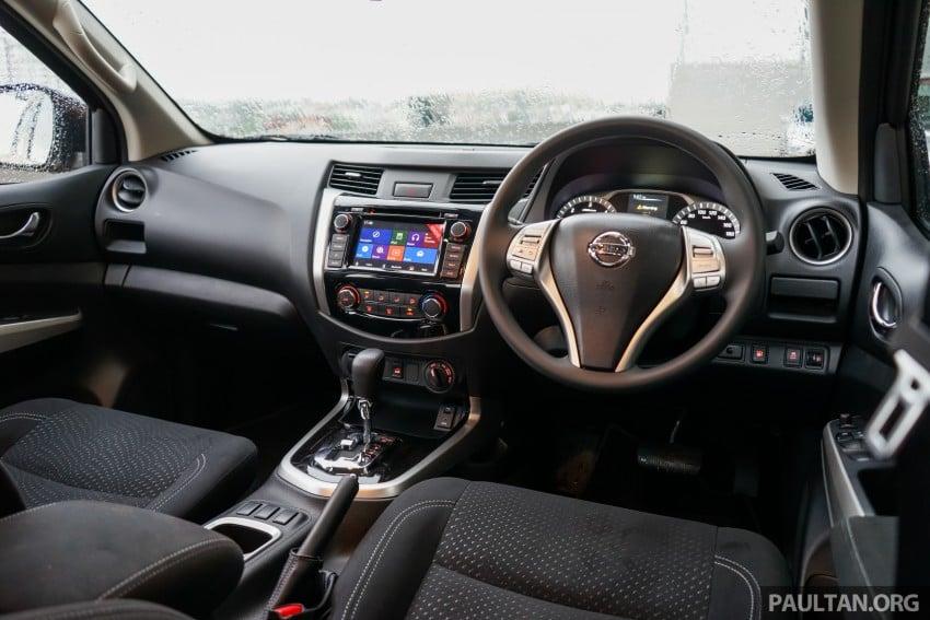 DRIVEN: Nissan NP300 Navara review in Malaysia Image #425026