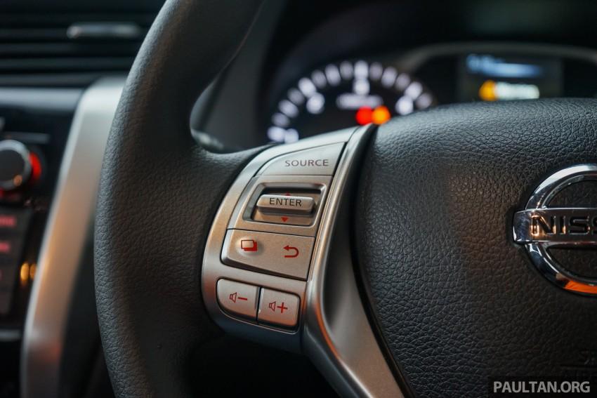 DRIVEN: Nissan NP300 Navara review in Malaysia Image #425029