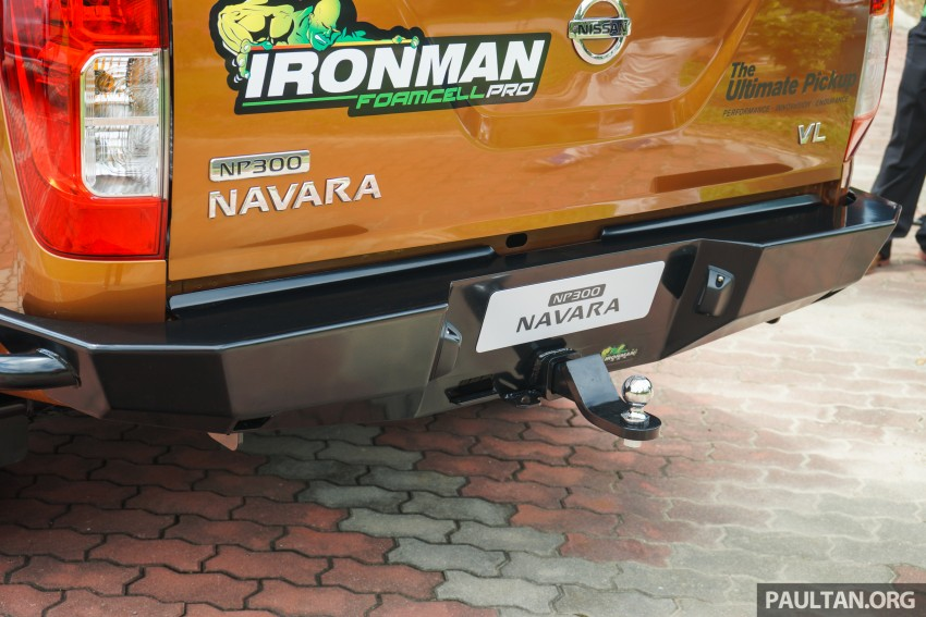 DRIVEN: Nissan NP300 Navara review in Malaysia Image #424988
