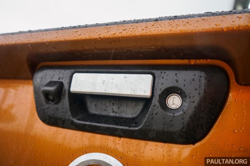 DRIVEN: Nissan NP300 Navara review in Malaysia Image #425034