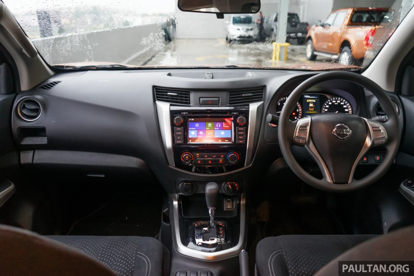 DRIVEN: Nissan NP300 Navara review in Malaysia Image #425037