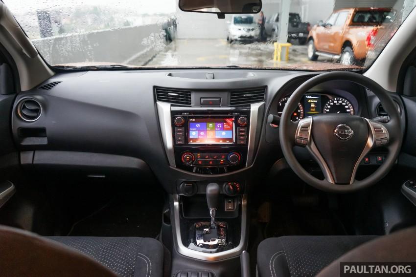 DRIVEN: Nissan NP300 Navara review in Malaysia Image #425037