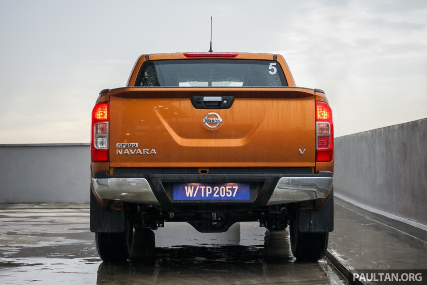 DRIVEN: Nissan NP300 Navara review in Malaysia Image #425039