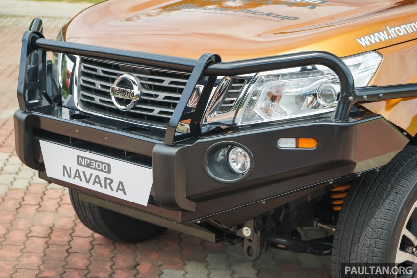 DRIVEN: Nissan NP300 Navara review in Malaysia Image #424989
