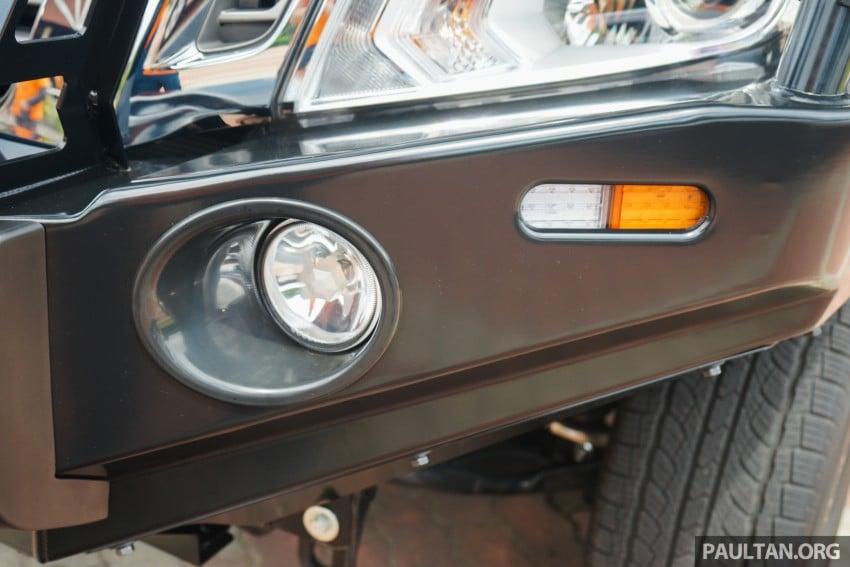 DRIVEN: Nissan NP300 Navara review in Malaysia Image #424990