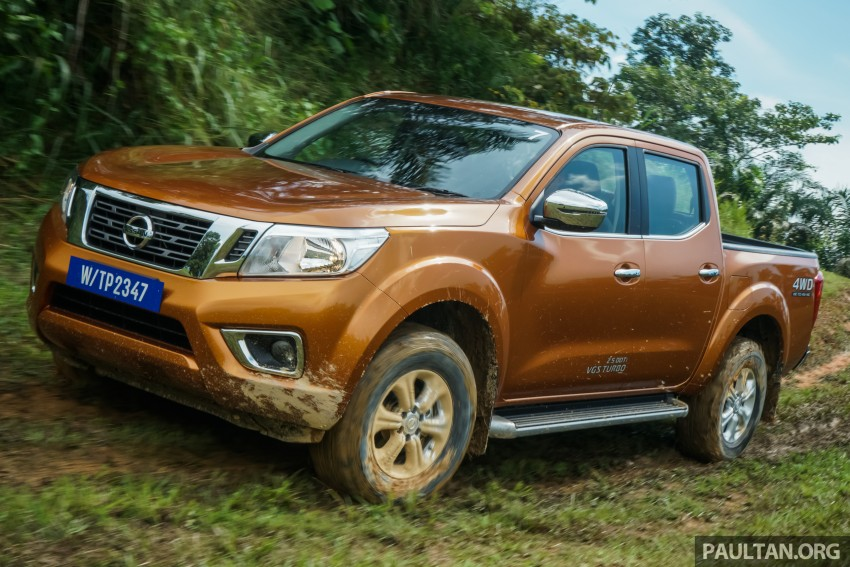 DRIVEN: Nissan NP300 Navara review in Malaysia Image #424991