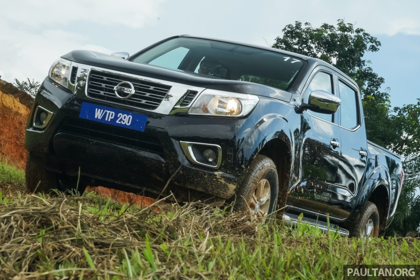 DRIVEN: Nissan NP300 Navara review in Malaysia Image #424992