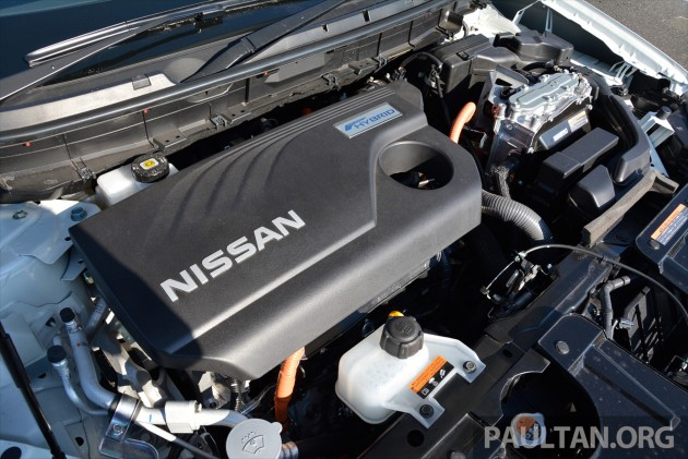 Nissan X-Trail Hybrid Japan 12