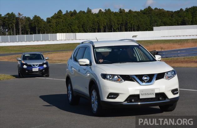 Nissan X-Trail Hybrid Japan 14