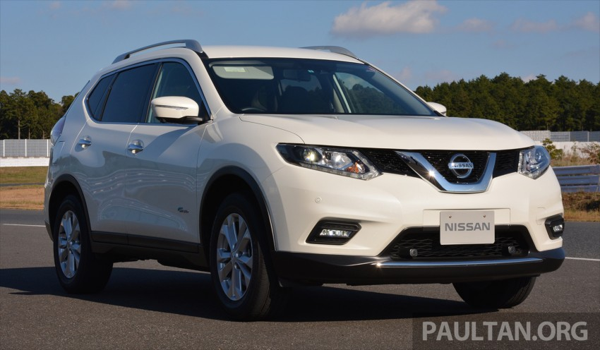 Nissan X-Trail Hybrid – first impressions from Japan Paul ...