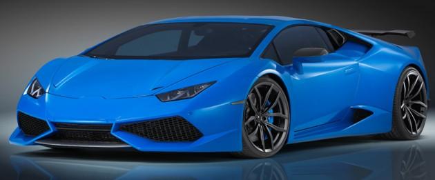 Novitec Torado Lamborghini Huracan N-Largo 6
