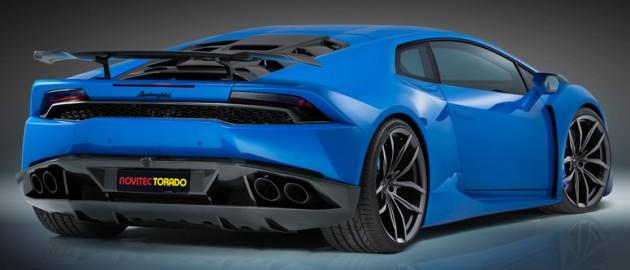 Novitec Torado Lamborghini Huracan N-Largo 7