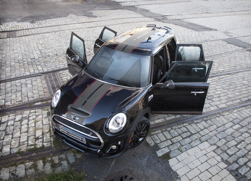MINI Carbon Edition – Cooper S 5 Door with 208 hp Image #420937