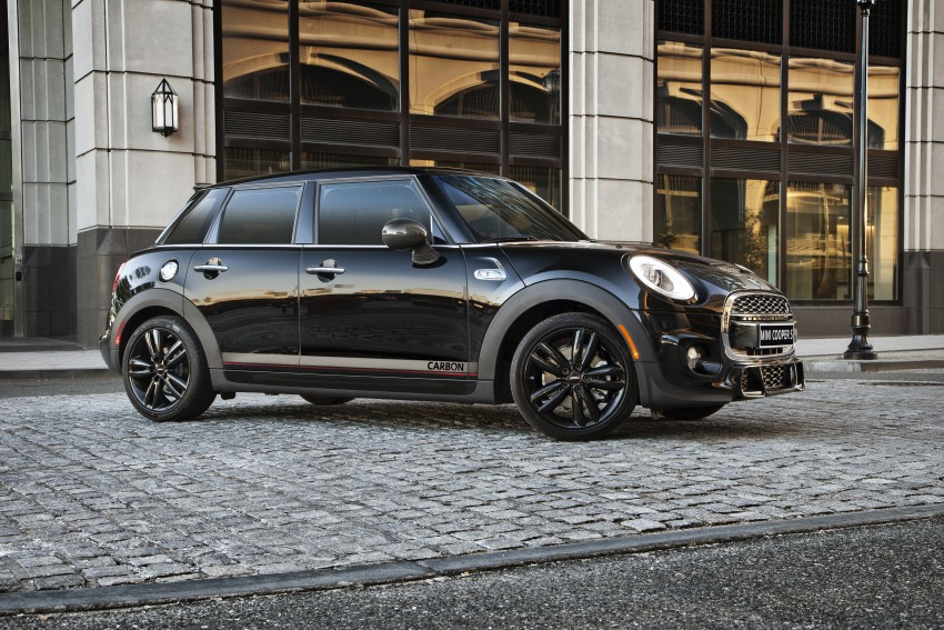 MINI Carbon Edition – Cooper S 5 Door with 208 hp Image #420942