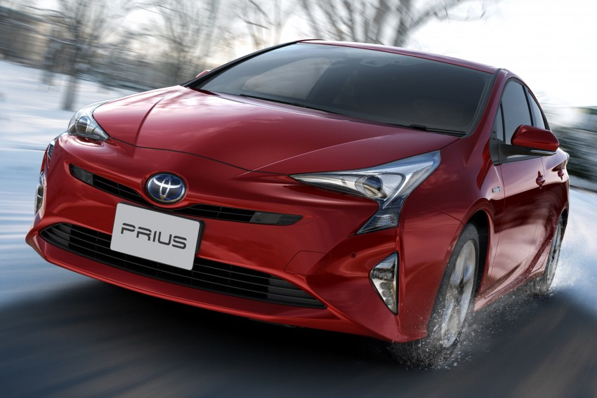 2016 Toyota Prius goes on sale in Japan – 40.8 km/l! Image #418039
