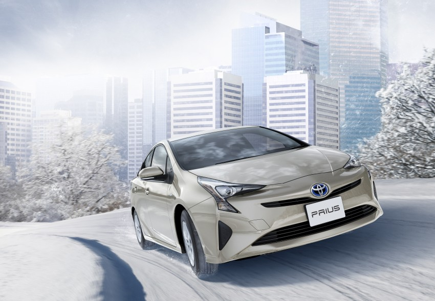 2016 Toyota Prius goes on sale in Japan – 40.8 km/l! Image #418041