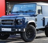 Project Kahn Land Rover Defender 1