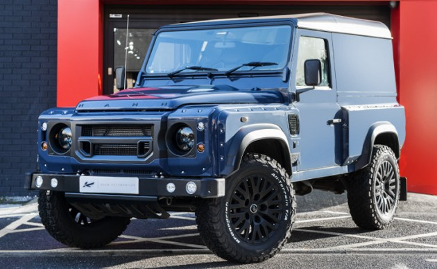 Project Kahn Land Rover Defender 1