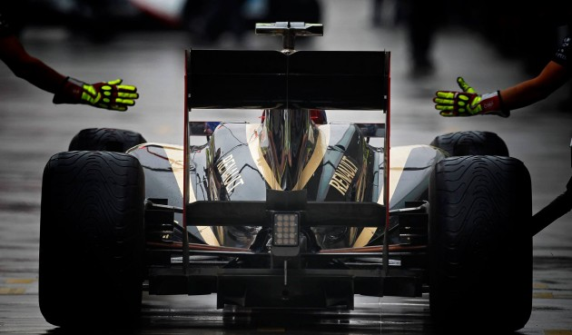 Renault back in F1